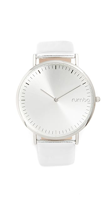 RumbaTime SoHo Metallic Watch