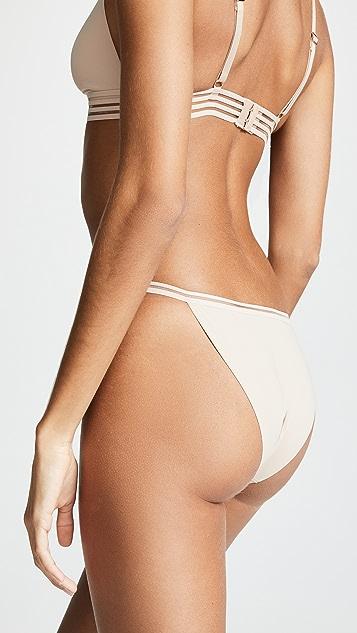 Real Underwear Fusion Microfiber Bikini Panties 2 Pack