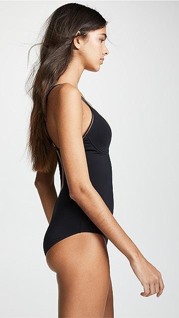 Real Underwear 无钢圈修身贴合紧身连衣裤