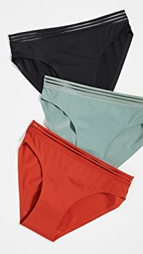 Fusion Microfiber Hipster 3 Pack