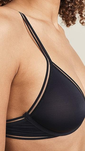 Real Underwear Fusion Plunge Underwire Bra 2 Pack