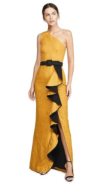 Rebecca Vallance Greta Tier Gown