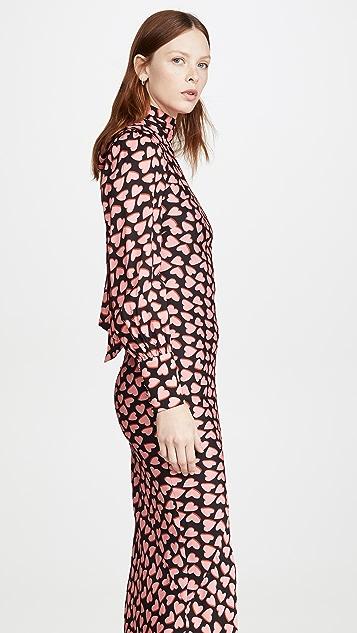 Rebecca Vallance Вечернее платье Hotel Beau