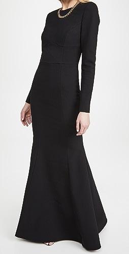 Rebecca Vallance - Barbie 长袖礼服