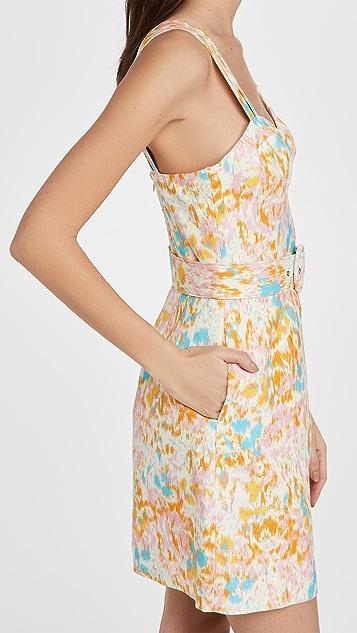Rebecca Vallance Ottoman Mini Dress