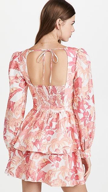 Rebecca Vallance Tropicale Mini Dress