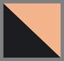 Черный/Orange/Sahara/белый