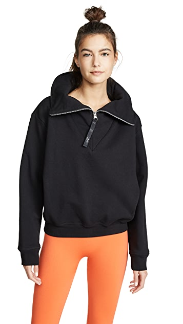 ec7bd976f0 RBK VB Cropped Cowl Sweatshirt