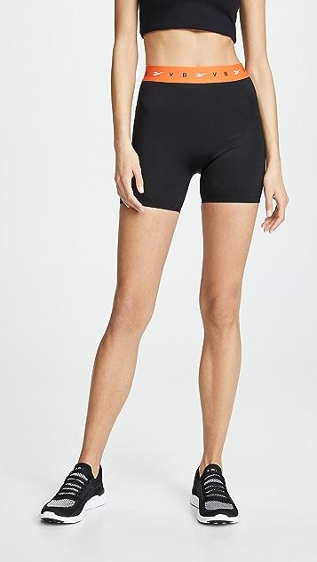 Reebok x Victoria Beckham RBK VB Performance Shorts - Black