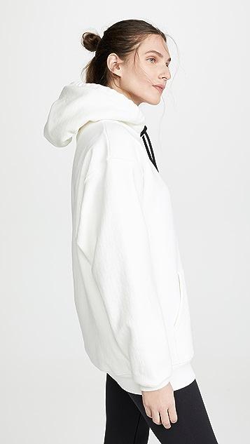 Reebok x Victoria Beckham Толстовка с капюшоном RBK VB