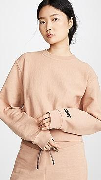 RBK VB Cropped Sweatshirt