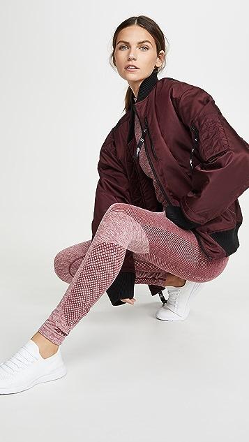 Reebok x Victoria Beckham RBK VB Seamless Leggings
