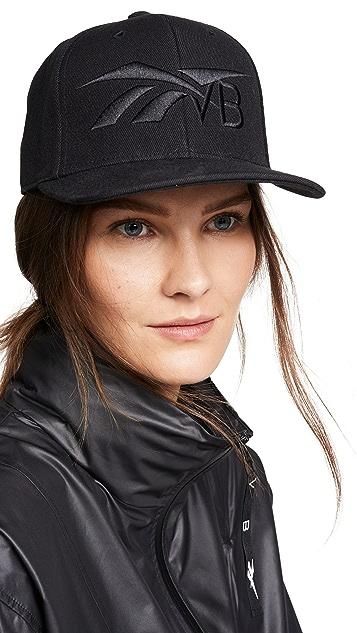 Reebok x Victoria Beckham RBK VB 棒球帽