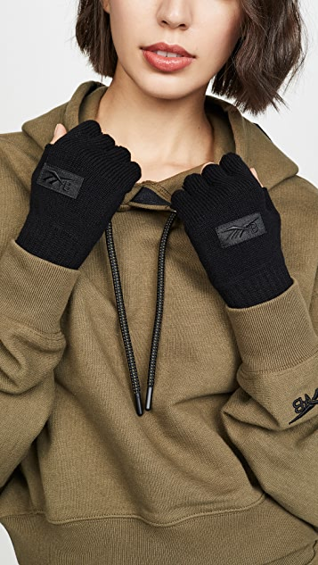 Reebok x Victoria Beckham RBK VB Fingerless Gloves