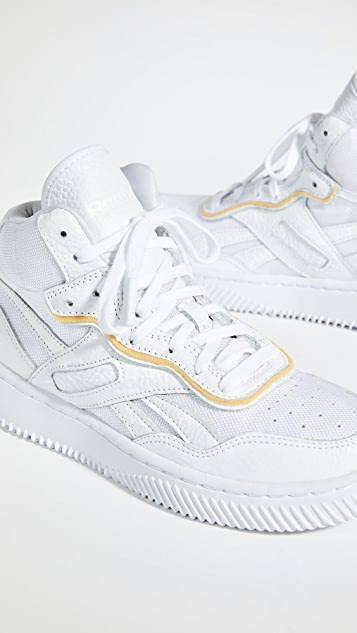 Reebok x Victoria Beckham Dual Court Mid II VB Sneakers
