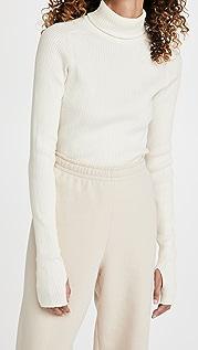 Reebok x Victoria Beckham Knitted Roll Neck Sweater