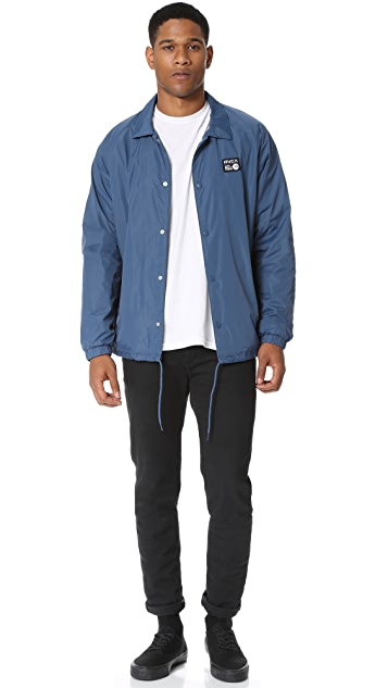 RVCA Mark Alsweiler ANP II Coach Jacket