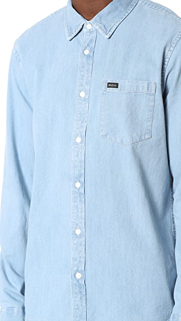 RVCA Johnny Shirt