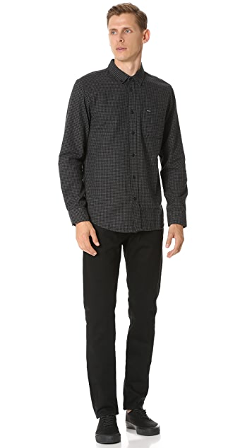 RVCA That'll Do Twist Shirt