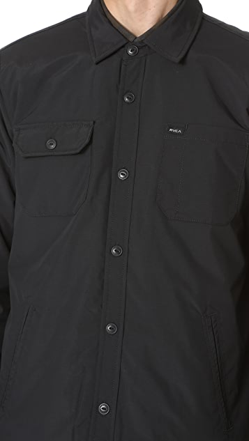 RVCA CPO Shirt Jacket