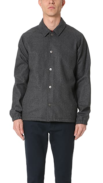 RVCA Wrenchman Coach Jacket