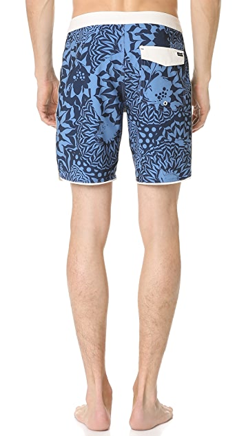 RVCA Psych Flower Trunks