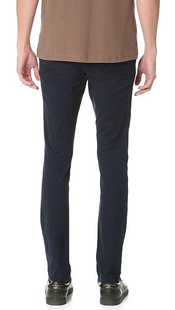 RVCA Stapler Twill Pants