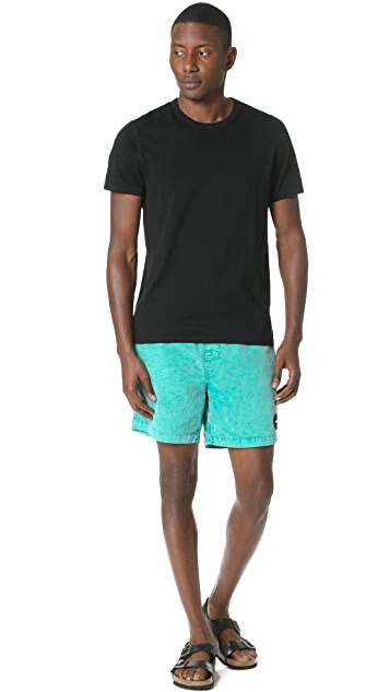 RVCA Fade Elastic Trunks