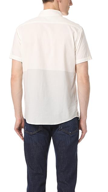 RVCA Big Block Short Sleeve Shirt