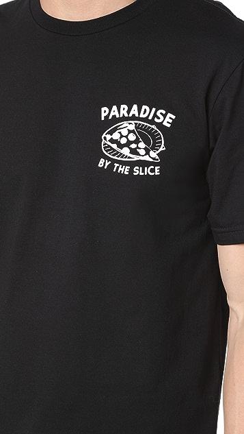 RVCA Paradise Slice Tee