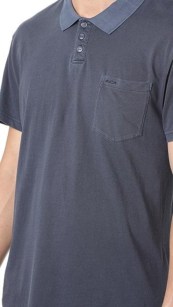 RVCA PTC 2 Pigment Polo