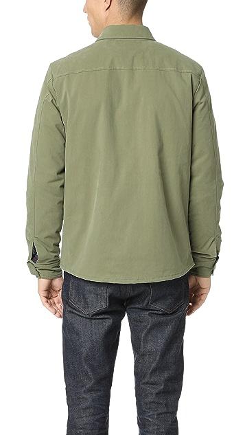 RVCA Officer Shirt Jacket