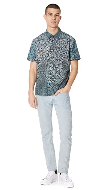 RVCA I Like It Short Sleeve Shirt