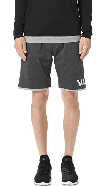 RVCA Layers II 19 Inch Shorts