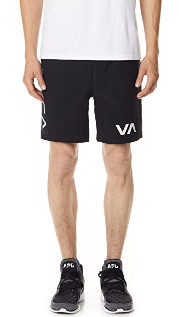 RVCA Grappler Shorts