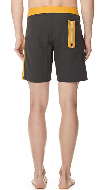 RVCA Ericson Swim Trunks