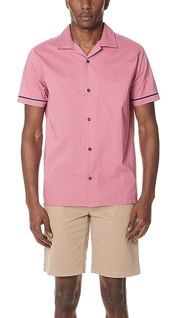 RVCA Donny Short Sleeve Shirt