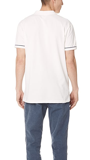 RVCA Walter Short Sleeve Polo