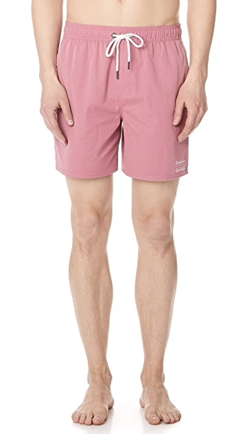 RVCA Horton Trunks