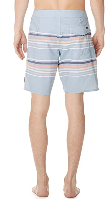 RVCA Islands Trunks