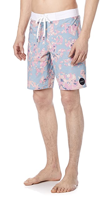 RVCA Granite Trunks