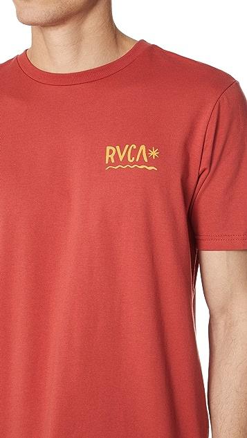 RVCA RVCA Squig Tee