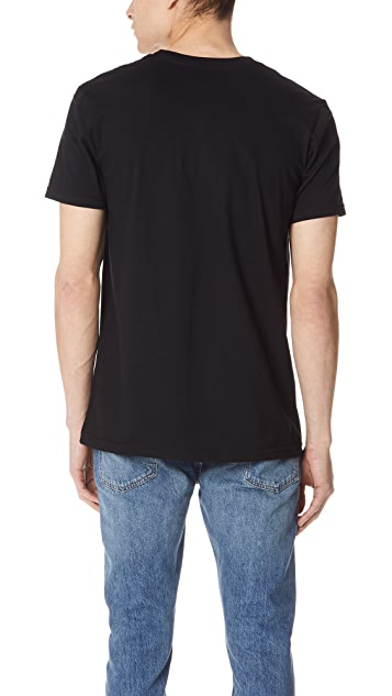 RVCA Fly Side Away Tee