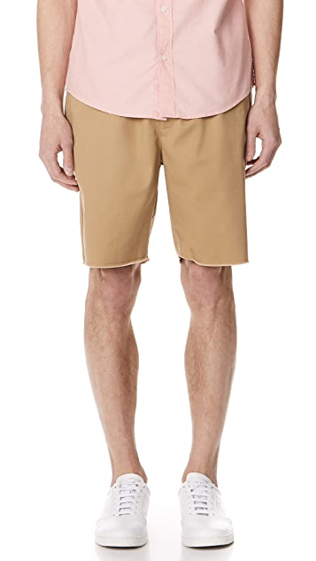 RVCA AT Dayshift Shorts