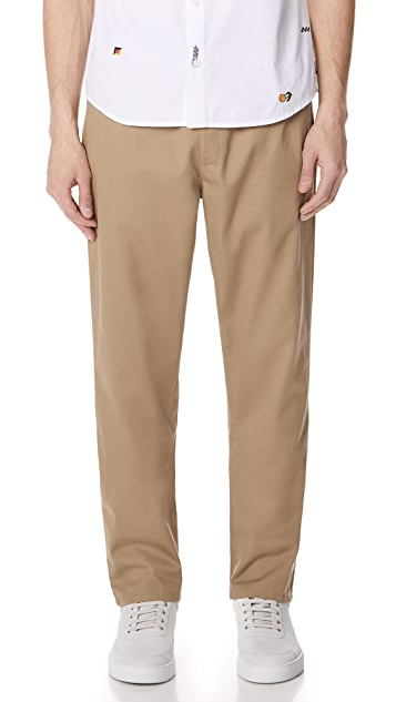 RVCA AT Dayshift Elastic Pants