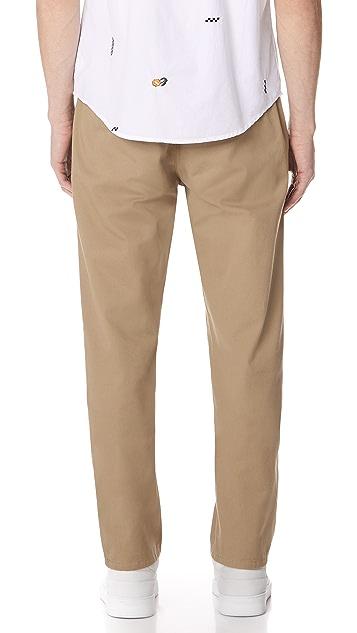 RVCA AT Dayshift Elastic Pants