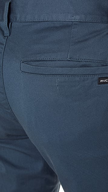 RVCA Weekend Stretch Pants