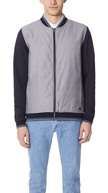 RVCA Oxford Bomber Jacket