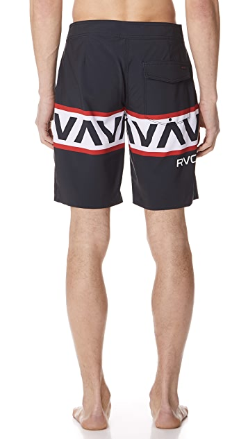 RVCA Bruce II Shorts