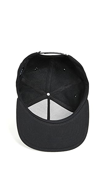 RVCA Bruce Irons Snapback Hat